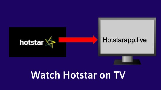 Hotstar For TV