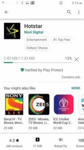 hotstar app download