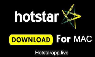 hotstar for mac