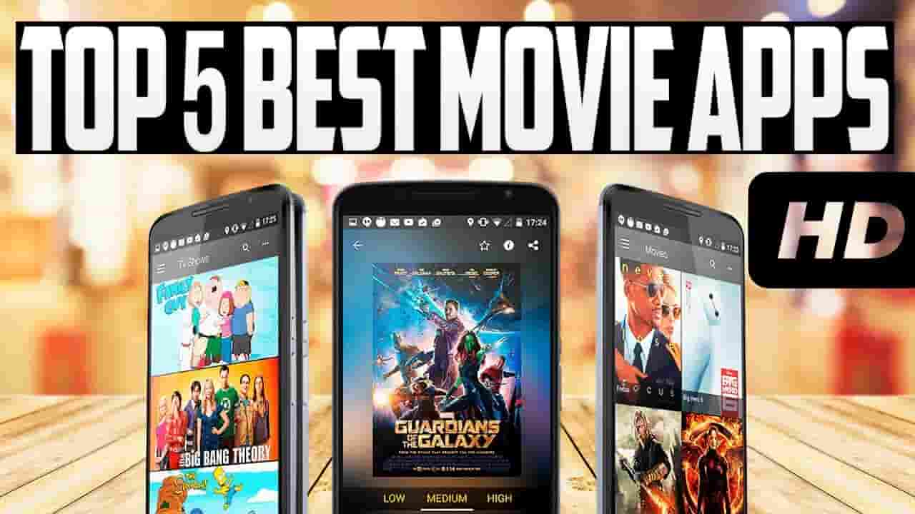 Apps to Watch Movies