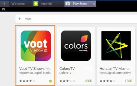 Hotstar alternative app