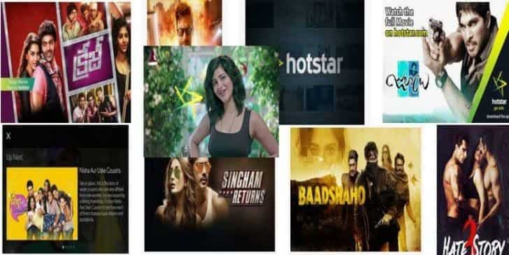 How to Download Movies from Hotstar