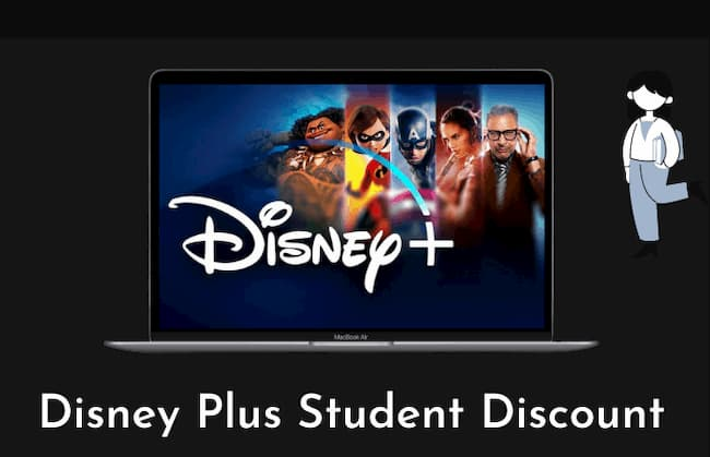 Disney Plus Student Discount