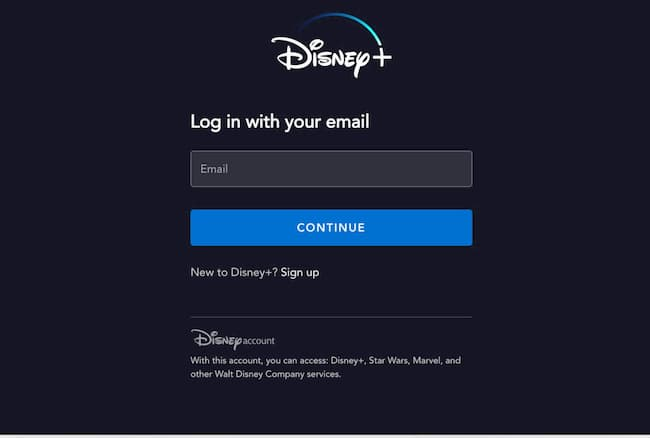 does disney plus have a free trial