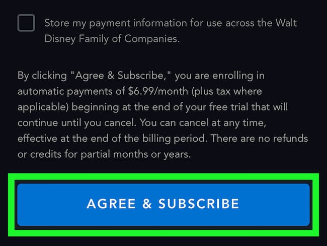 how to sign up on disney plus