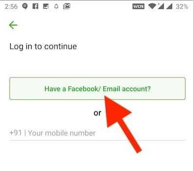 change hotstar password