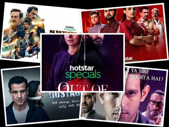 hotstar originals
