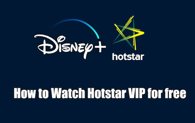 how to watch hotstar vip for free