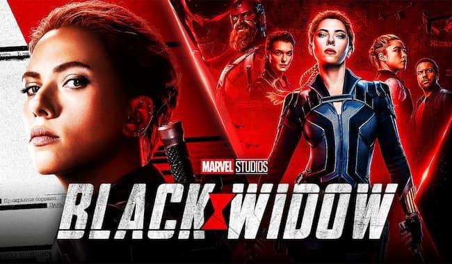 black widow release date in india