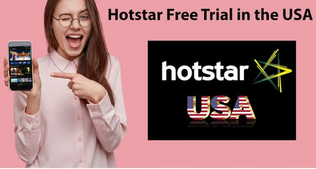 hotstar free trial usa